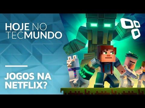 Novo visual para o Office, jogos na Netflix e mais - Hoje no TecMundo