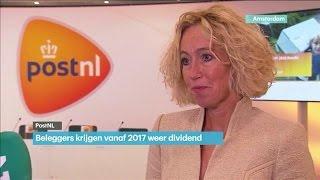 PostNL kan op eigen benen staan - RTL Z NIEUWS
