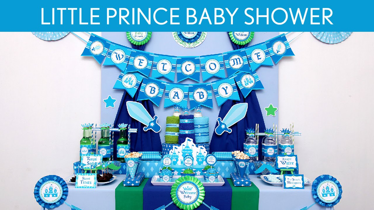 Beautiful Little Prince Birthday Party Ideas // Little Prince   S38   YouTube