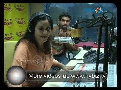 Radio Mirchi Band Baaja with Rana Daggubati, Rj Bhargavi - hybiz.tv