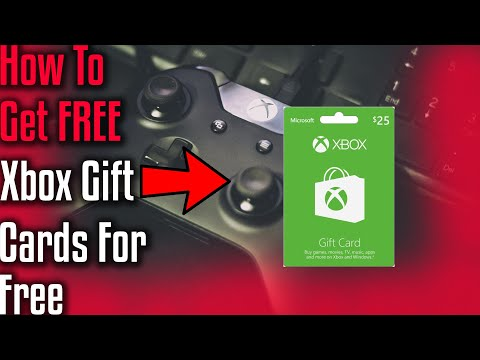 DOES IT WORK?!HOW TO GET FREE XBOX GIFT CARDS