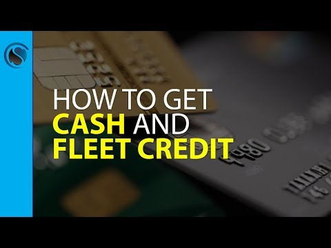 Periscope...How to Get Cash and Fleet Credit with No Credit Check