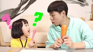 와 대박!!! 수박 당근 딸기 옥수수 야채 볼펜  Ma…
