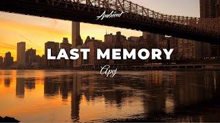 APvJ - Last Memory [relaxing ambient classical]