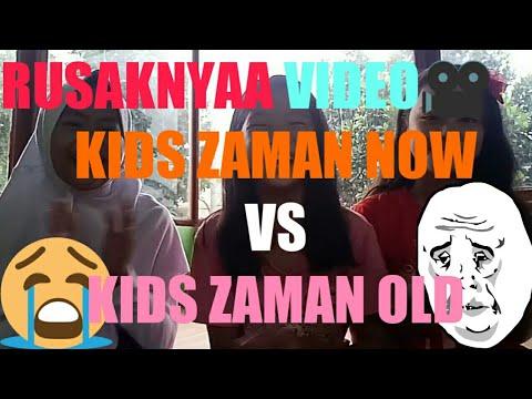KIDS ZAMAN NOW VS KIDS ZAMAN OLD | RUSAKNYAAA VIDEO INI | VERSI BAHASA INDONESIA