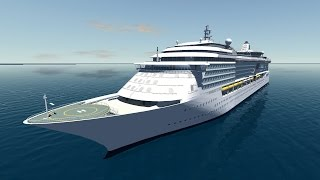 ОФИГЕННЫЙ СИМУЛЯТОР ОГРОМНЫХ КОРАБЛЕЙ ( ЛАЙНЕРОВ ) ! European Ship Simulator