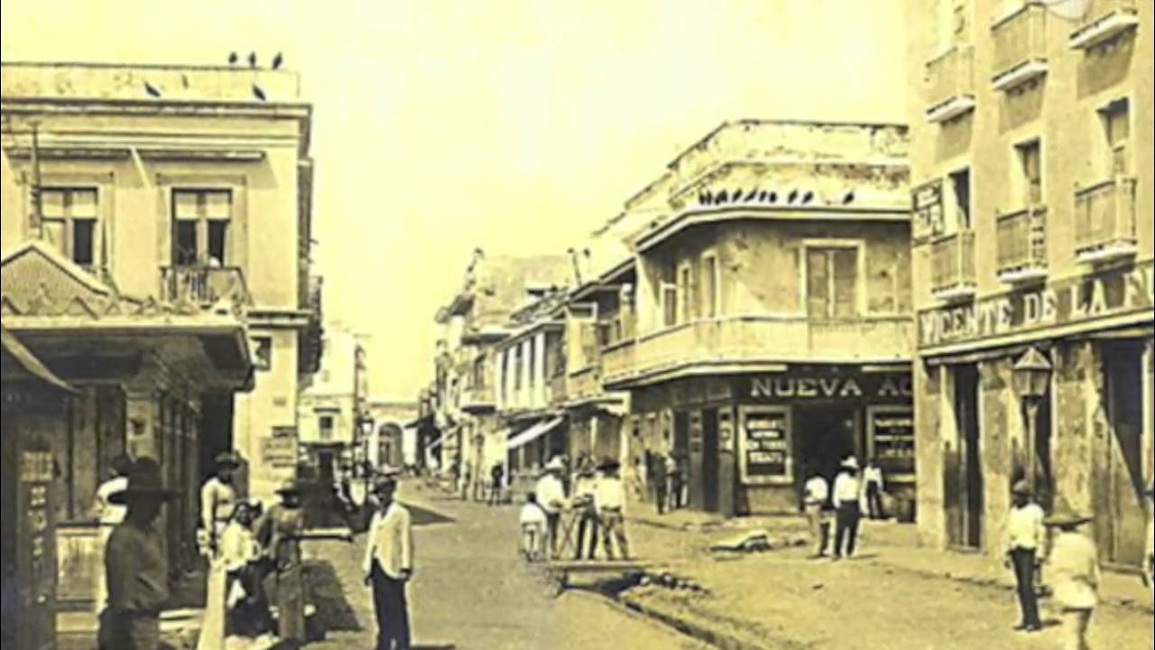 VERACRUZ ANTIGUO - YouTube