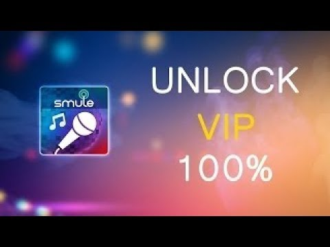 HACKING SMULE VIP 2018 UPDATED(NO ROOT)
