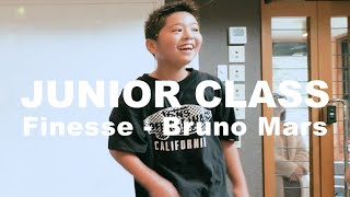 JUNIOR CLASS - Sunday - 2019.11.24 | Finesse - Bruno Mars | HYPERION DANCE STUDIO