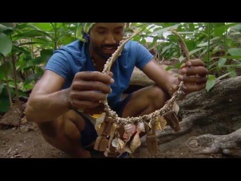 Survivor Ghost Island: Wendell Finds The Fourth Idol (Erik's Necklace)