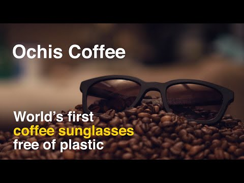 cb77e631a3b1 The World`s First Sunglasses Made of Coffee