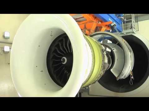 The GE90 - The largest turbofan engine of MTU Maintrance Hanover