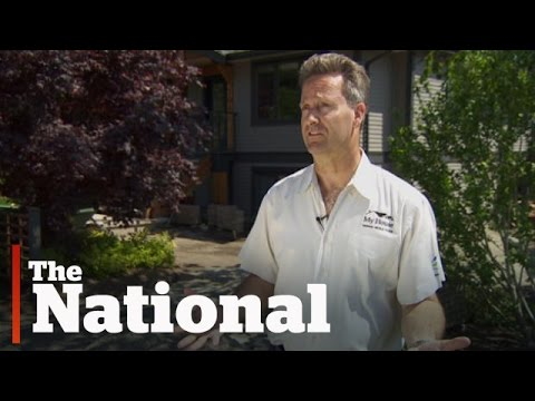 Home renovation business booming in Canada