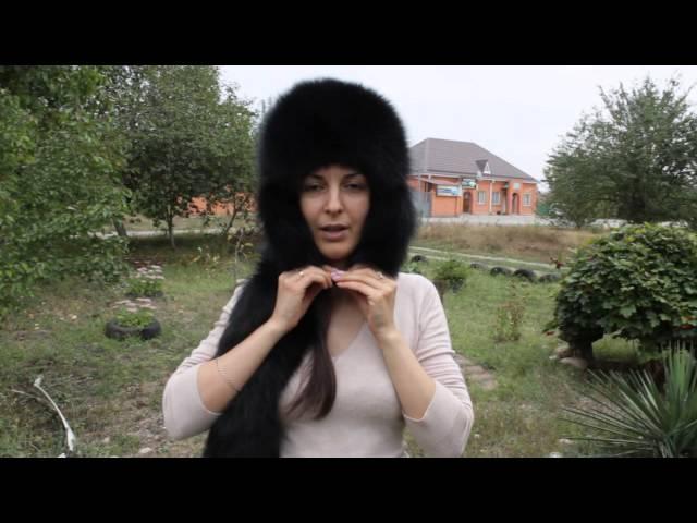 Шапка, Анита Черная
