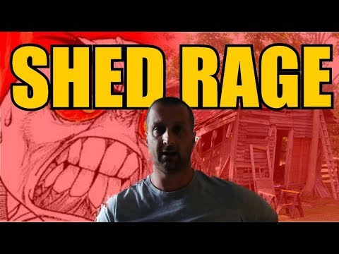 Angry Flat Earther leaves his shed and points at things! thumbnail