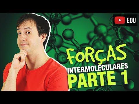 7. Ligações Químicas: Forças Intermoleculares (1/2) [Química Geral]