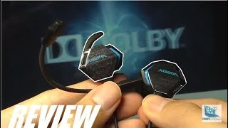 REVIEW: Gaming Earbuds 3D Surround Sound, 4D Bass Effect?