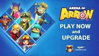 Arena of Arrow-3v3MOBA Game