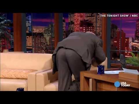 Jay Leno's best moments over 22 years