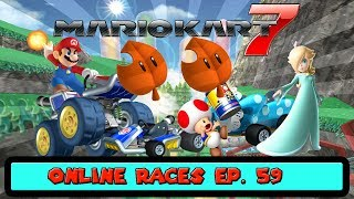 Video Mario Kart 7 Online Races 59 - 200cc CHEAP RACERS! download MP3, 3GP, MP4, WEBM, AVI, FLV April 2018