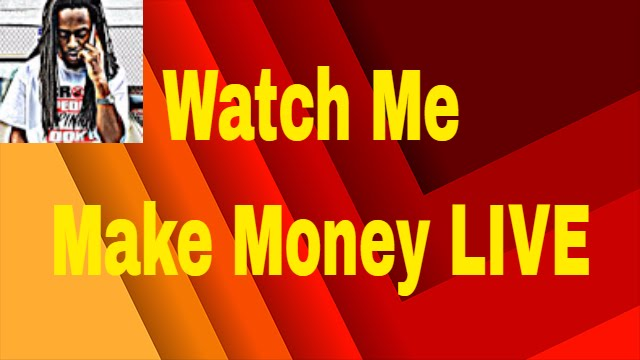 Watch Me Make Money Live - YouTube