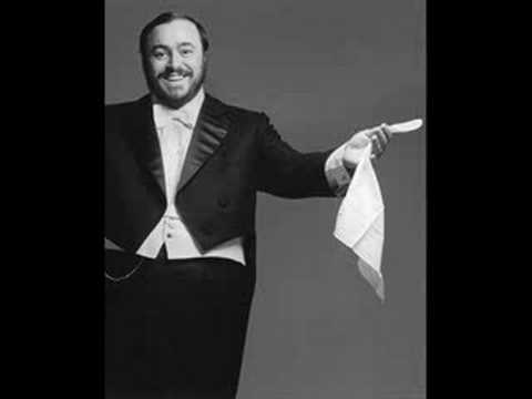 Pavarotti in Recital - Finale