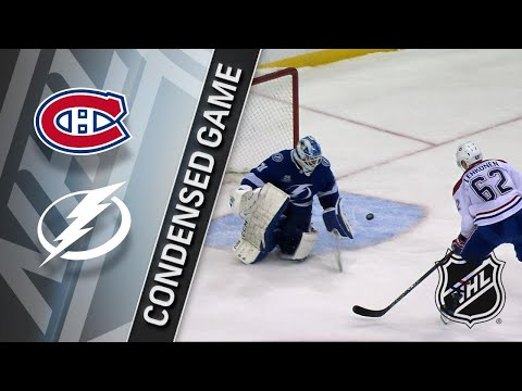 03/10/18 Condensed Game: Canadiens @ Lightning