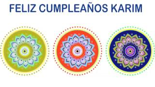 Karim   Indian Designs - Happy Birthday
