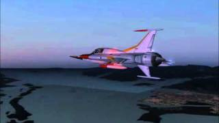 FS2002/FS2004 Space Fighter COSMO ZERO. Science Fiction Animation Plastic Model Series No. 27. This plane is based on the Japanese comic and ...