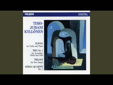 Trilogy for Two Pianos Op.4, 'Reflections' : II Adagio
