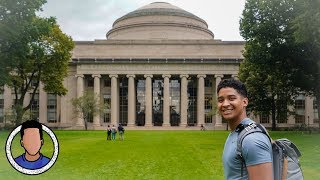 First Day of Classes in College! My Life at MIT Vlog Ep. 1