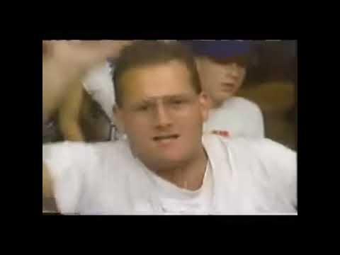 Mr Perfect vs Jobber Paul Vendale WWF Wrestling Challenge 1993