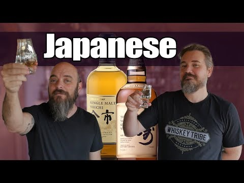 Japanese Whisky - Daniel Month Finale
