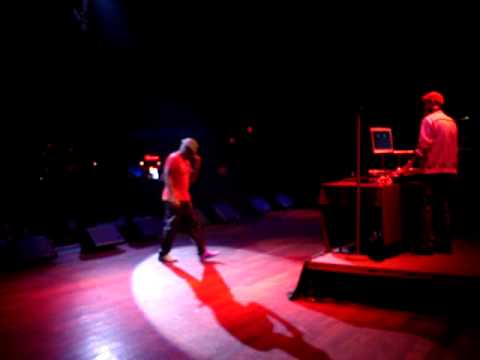 Schoolly D, DJ Na:tev at the House of Blues AC