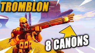 Le Tromblon aux 8 Cannons faut Il le Prendre ? Fortnite Sauver le Monde