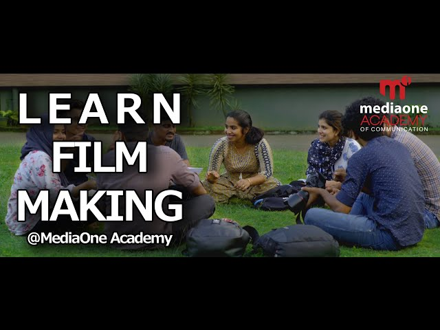 MediaOne Academy | PG Diploma in Visual Communication
