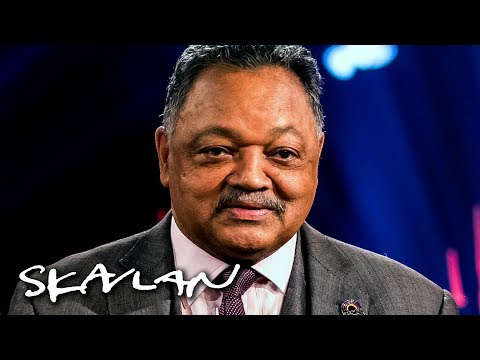 Jesse Jackson: – Trump has misused his talents | SVT/TV 2/Skavlan