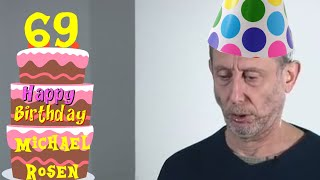 Repeat youtube video The Michael Rosen 69th Birthday Collab
