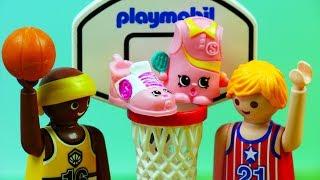 Shopkins • Zajęcia sportowe • Playmobil • Bajki dla dzieci