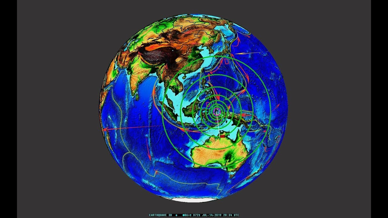 tatoott1009 Dutchsinse is pissed 7/14/2019-TWO Large Quakes strike - M7.3 West Pacific Indonesia