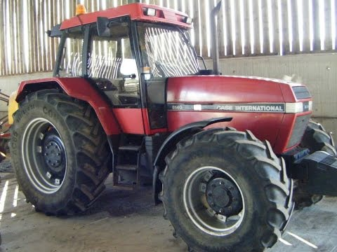 Case IH Maxxum 5140 Power