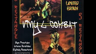 DJ Rectangle - Vinyl Combat [Full Mixtape]
