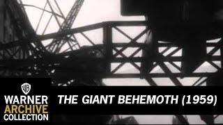 The Giant Behemoth (Original Theatrical Trailer)