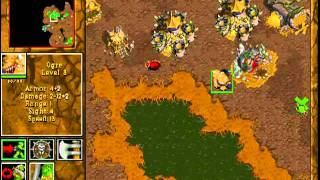 Warcraft 2: Beyond The Dark Portal. Прохождение с Miker'ом (часть 1)