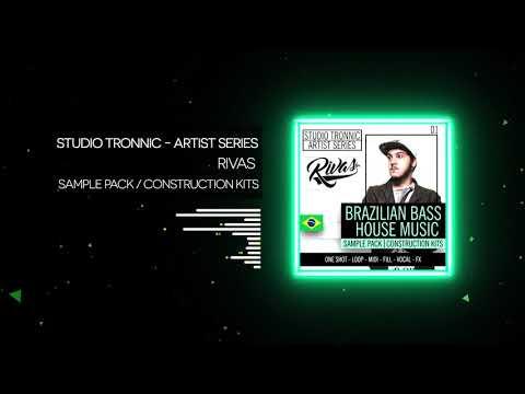 Studio Tronnic Artist Series - Rivasᴮᴿ