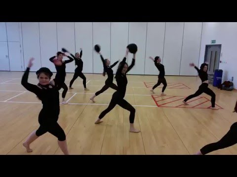 Jazz - Beginners - FINISHED & COSTUMES