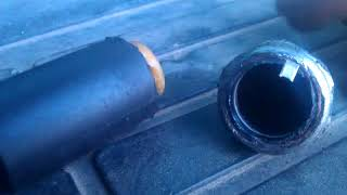 Что внутри датчика давления масла на Шевроле Тахо 96 г. 5,7 л. Замена и вскрытие датчика.