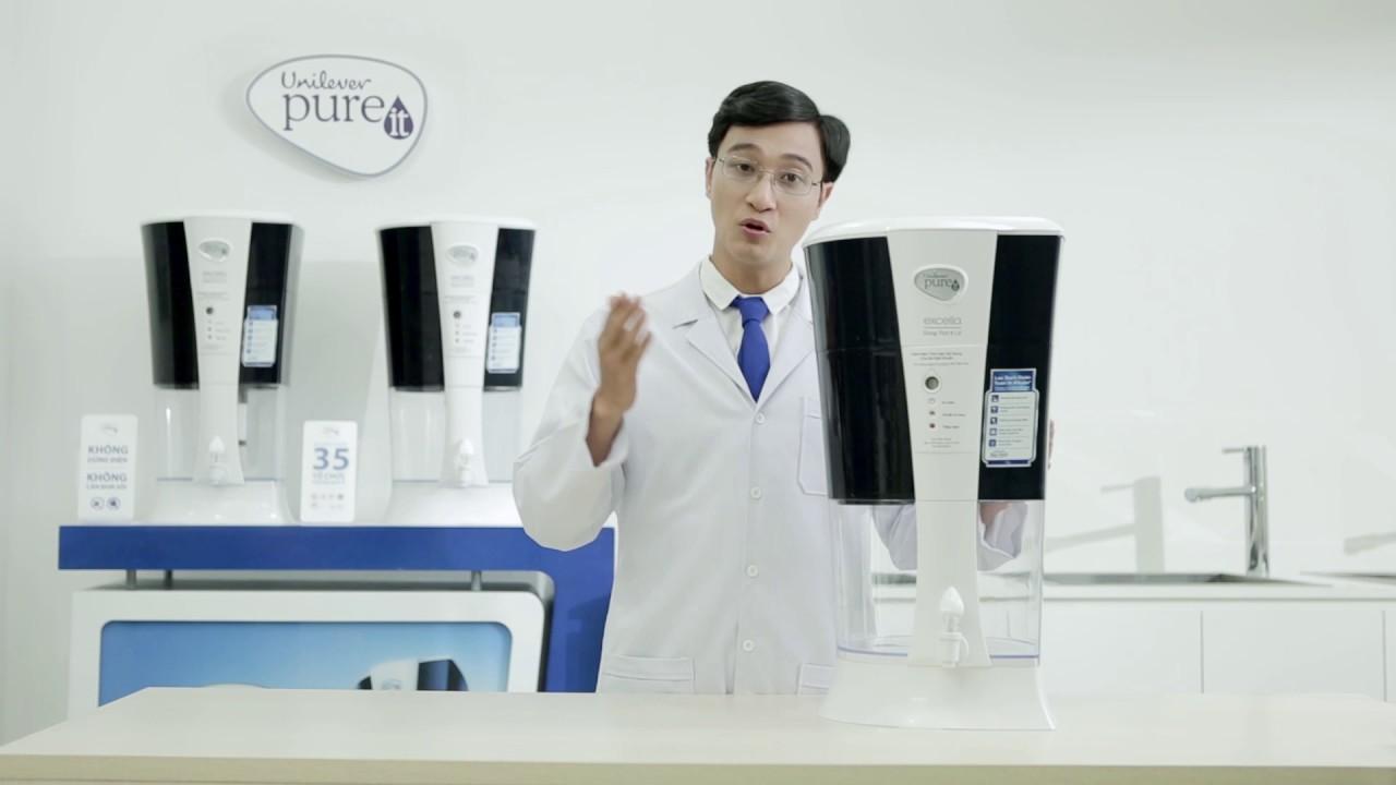 Tại sao nước lại bị tràn hay rò rỉ? – Máy lọc nước Unilever Pure It Excella 9L