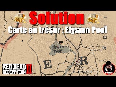 Carte Au Tresor Annesburg.Red Dead Redemption 2 Solution Carte Au Tresor D Elysian
