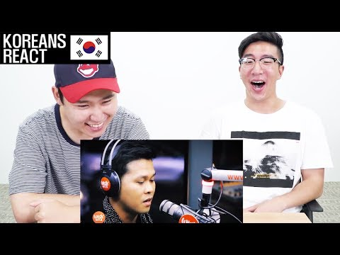 "Marcelito Pomoy - ""The Prayer"" KOREAN REACTION! / WHAT IS THIS????!!"